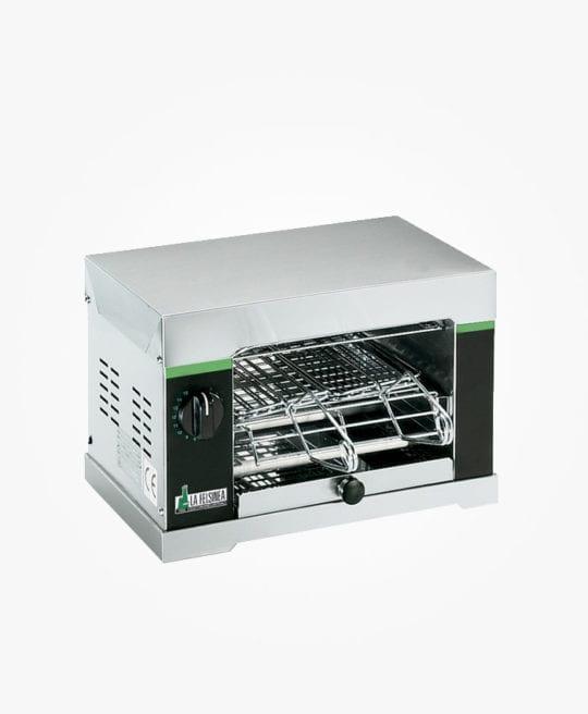 toaster avec deux pinces